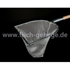 Teichkescher<br/>D-Form, Breite: 45cm