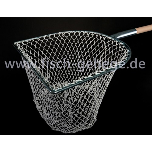 Teichkescher D-Form, Breite: 60cm