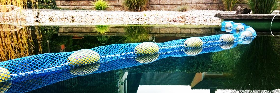 Trenn- und Schwimmnetze